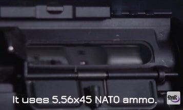 Colt to halt production of AR-15 for civilian market