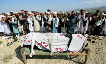 US drone strike kills 30 civilians in Afghanistan