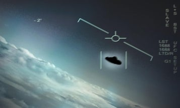Navy says UFO images released by Blink 182 singer are real and should not have been released