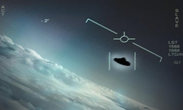 Does anybody care about UFOs anymore?