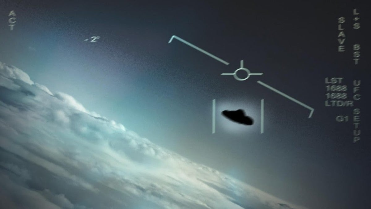 Pentagon confirms videos of UFOs are real but says there's nothing to see here