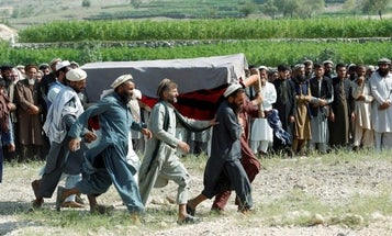 US official claims ISIS fighters were hiding among Afghan civilians during deadly drone strike