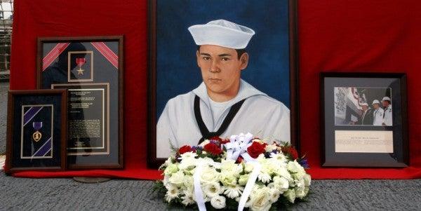 Police arrest suspected terrorist for 1985 hijacking in which Navy diver Robert D. Stethem was murdered
