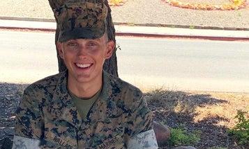 Missing Camp Pendleton Marine taken into custody in Texas