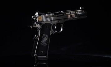 Sig Sauer honors decorated Vietnam-era Marine POW with commemorative 1911 pistol