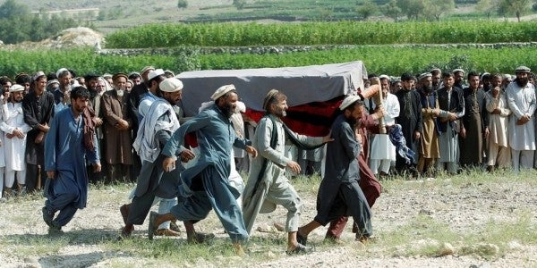 At least 40 civilians killed in Afghanistan, days after 32 others were killed by US drone strike