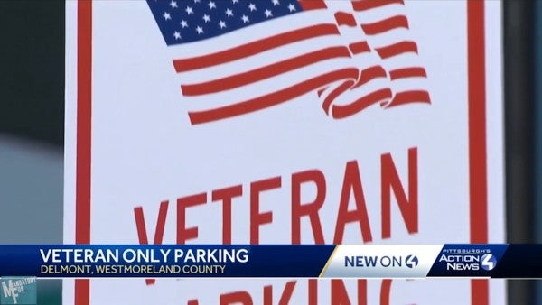 'Veterans Only' parking spaces are popping up in South Florida