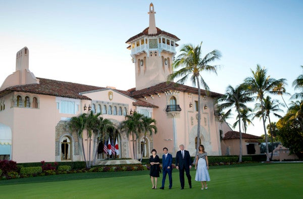 Marine reserve unit ordered to 'find another venue' after booking Mar-a-Lago for birthday ball