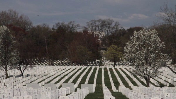 To save space, the Army is making burial at Arlington Cemetery more restrictive