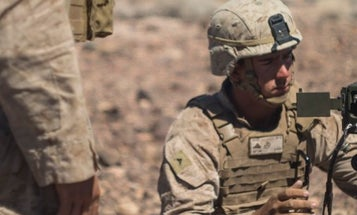 Investigation launched into death of Marine shot in the head while on duty as an armed sentry