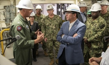 SecDef Esper: the Pentagon has no answer on preventing future military suicides