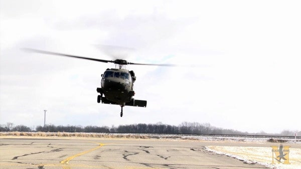 Soldier killed in Black Hawk accident at Fort Polk