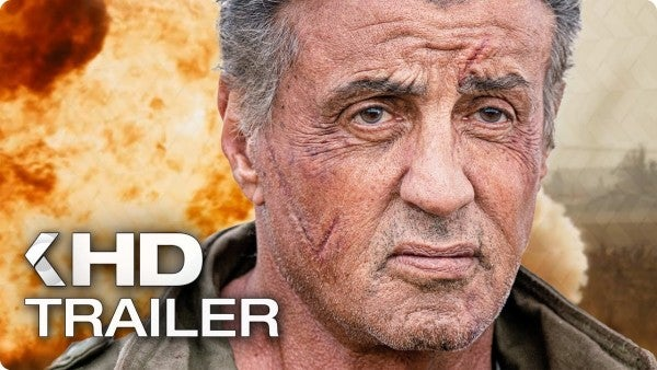 'I would be happy to have it stop' — the creator of Rambo wants 'Last Blood' to actually be the last in the series