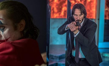 'Joker' director is really annoyed that people are concerned about violence in his movie, but they don't seem to mind it in 'John Wick'