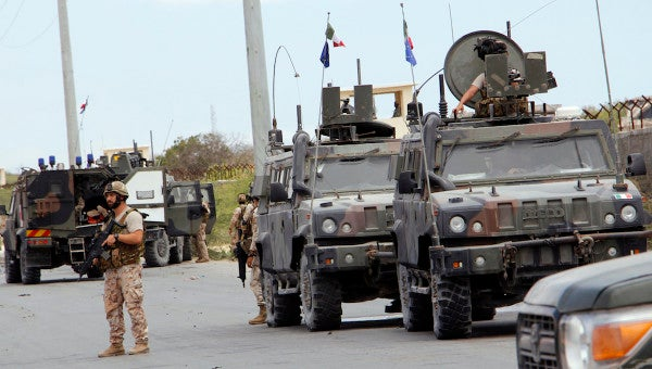 Extremists attack US special forces base, EU military convoy in Somalia