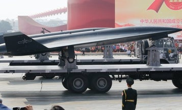 China touts new hypersonic missiles and drones designed to kill US ships and bases