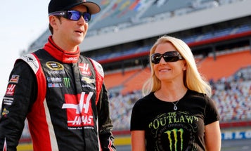 Former NASCAR girlfriend sentenced to prison for stealing from veterans charity