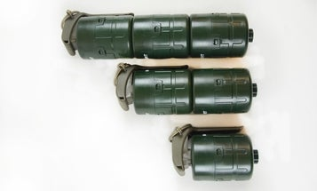 The Marine Corps is eyeing these stackable stun grenades that can double as breaching charges