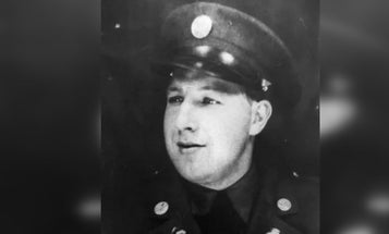 'It was like time stood still' — 77 years after his death, a WWII soldier finally comes home