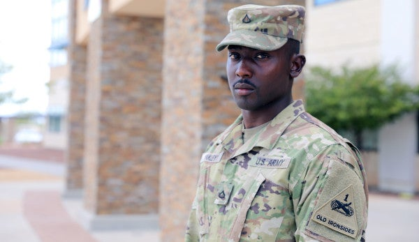 The Fort Bliss soldier who saved children during the El Paso shooting was just arrested for desertion