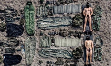 The Netherlands Marine Corps just took the 'Tetris Challenge' to a whole new level