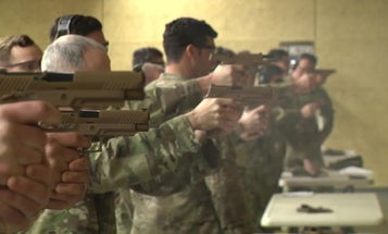 You can now buy the ammo specially made for the Army's new handgun