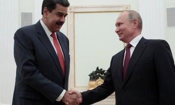 Hundreds of Russian mercenaries now in Venezuela, US admiral says