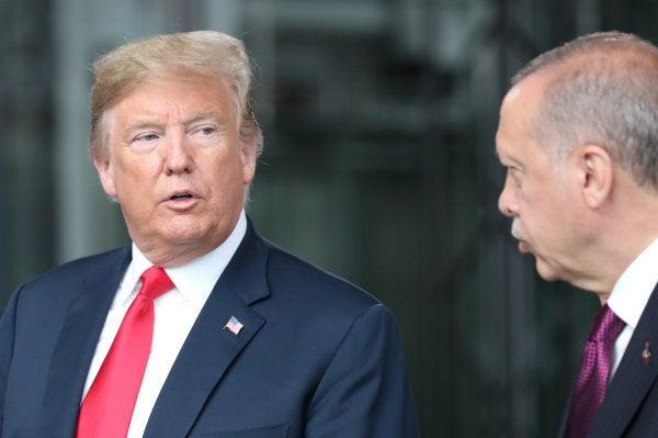 Trump threatens to 'obliterate' Turkey's economy over Syria