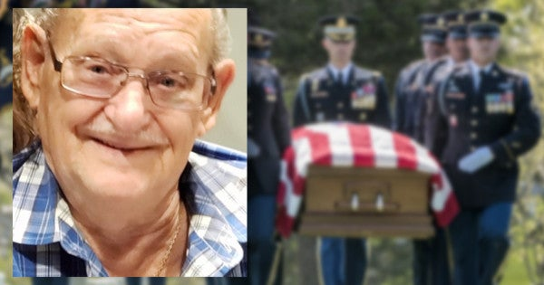 The Army veteran laid to rest in Florida among thousands of strangers did have immediate family. They hadn't spoken in years.