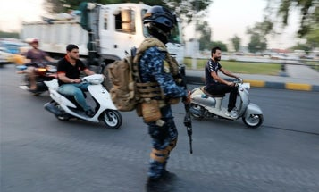 Iraqi military withdraws from Sadr City following civilian deaths amid fears protests could spiral out of control