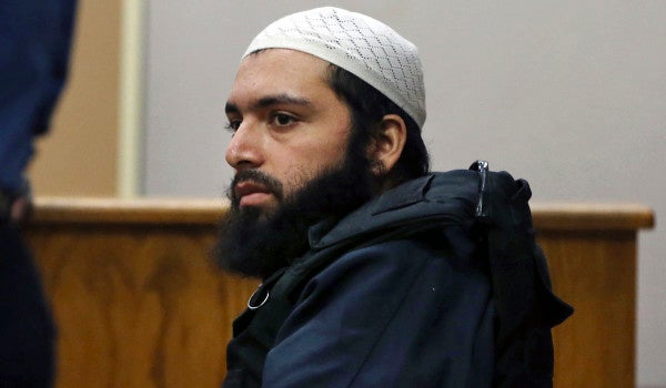 Afghan man behind 2016 New York and New Jersey bombings convicted for gun battle with NJ police
