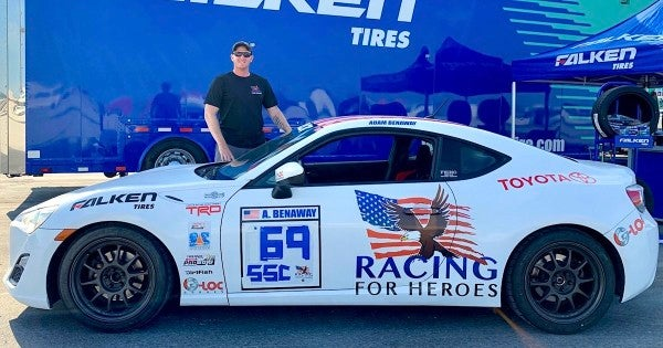 This Fort Bragg soldier is officially one of America's best racers