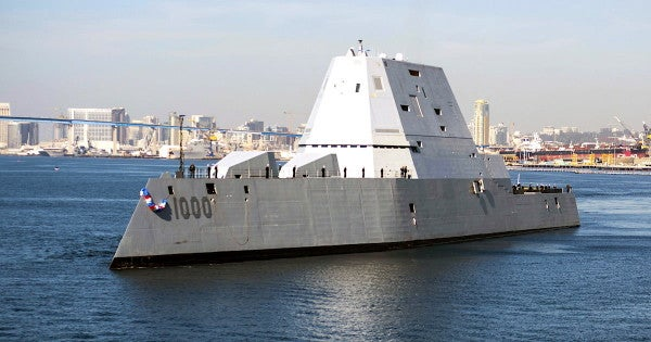 The Navy's new $7.8 billion stealth destroyer is now delayed for a sixth year, surprising no one