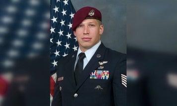 Air Force PJ dies during mountain rescue training in Idaho