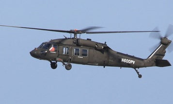 The Army's pilotless Black Hawk is one step closer to dropping you off at Fort Bragg
