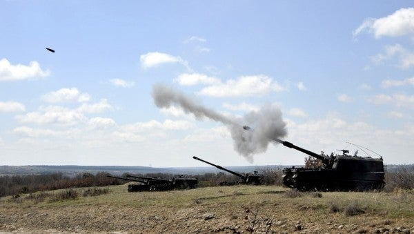 Pentagon says Turkey fired artillery within 'few hundred meters' of US troops in Syria