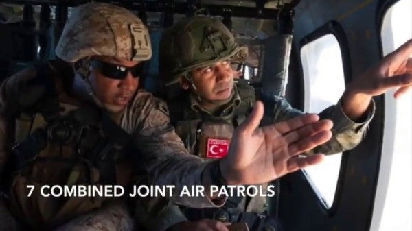 Most US troops leaving Syria as Turkish invasion pushes further into Kurdish territory