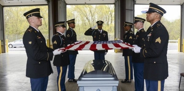 Master Sgt. Mark Allen dies 10 years after being shot in the head while looking for Bowe Bergdahl