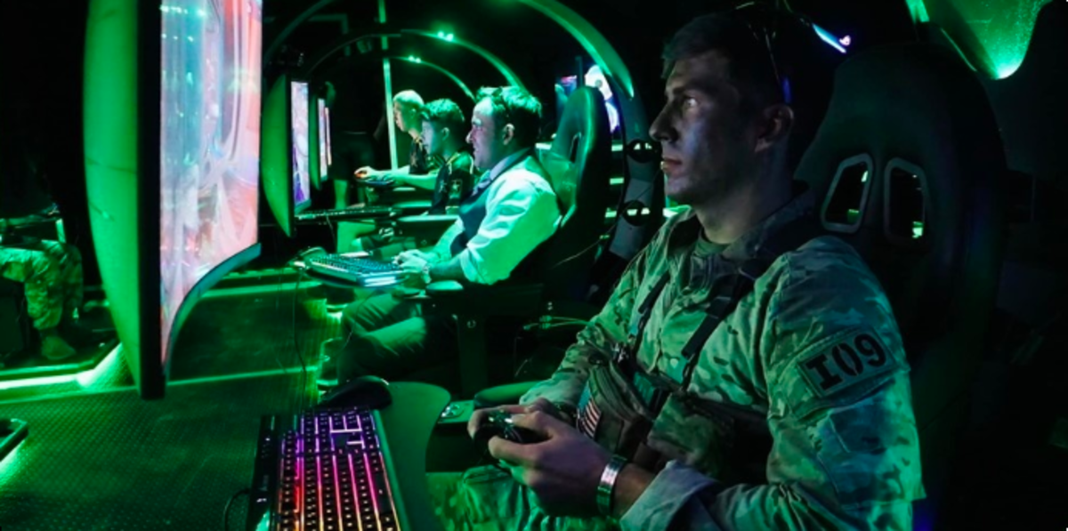 Army eSports team will reverse ban on Twitch users who asked about war crimes