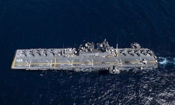 The Marine Corps's dream of 'Lightning Carrier' laden with F-35s is slowly becoming a reality