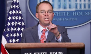 White House acknowledges Trump's withholding of Ukraine military aid came with strings attached