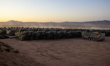 The Marine Corps is gearing up for one of its largest war games in decades at 29 Palms