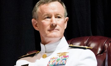 Former SOCOM chief McRaven: the US is 'under attack from the president'