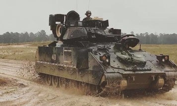 3 soldiers killed in Bradley Fighting Vehicle rollover at Fort Stewart