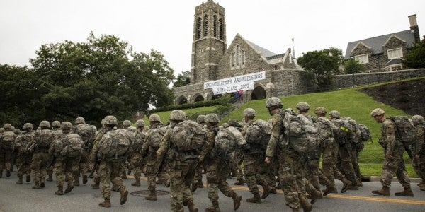 West Point announces that a cadet and his weapon have gone missing