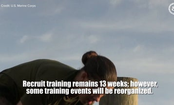 The Marine Corps says its boot camp reforms have cut down on drill instructor misconduct