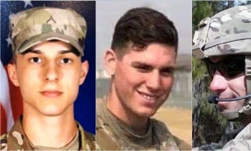 Army identifies 3 soldiers killed in Bradley rollover at Fort Stewart