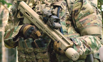 The Marine Corps is eyeing a version of the Army's Next-Gen Squad Weapon