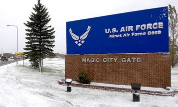 The Air Force is investigating whether an airman smoked weed at a missile alert facility for nuclear Minuteman ICBMs