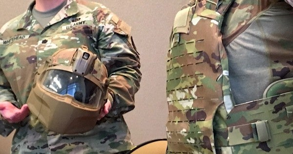 The Army's newest piece of protective gear has already saved a soldier's life in Afghanistan